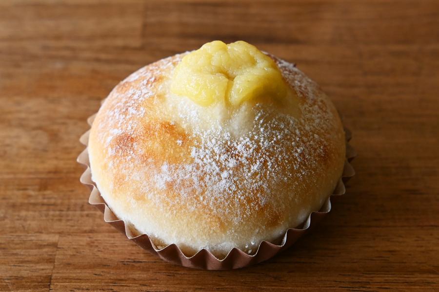 豆乳きのこグラタンパン