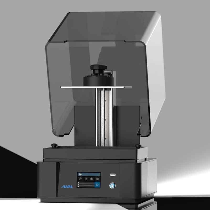 業務用品質 AUPL 光造形式 3Dプリンター 8,9インチ 2K 高精度 LCD 3DプリンターAPL192 ジュエリー制作業界、デンタル現場で使用【正規販売代理店】