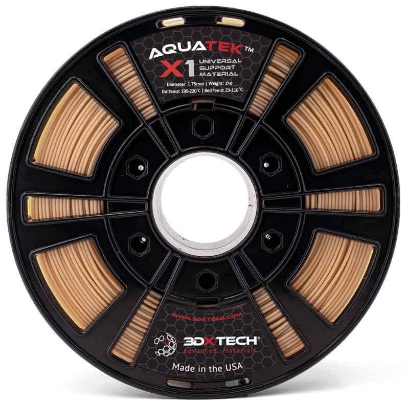 3DXTECH AquaTek™X1AdvancedUSMユニバーサルサポートフィラメント 500g
