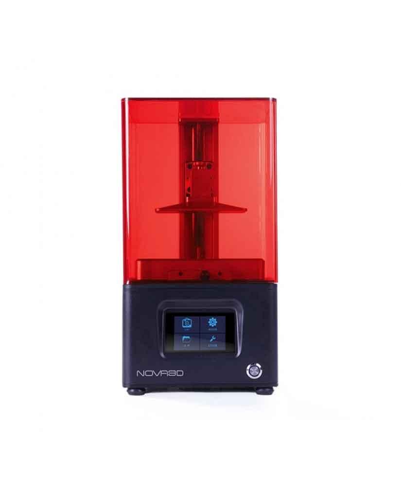 NOVA3D Ben3 3Dプリンター LCD 光造形、130*70*150mm 印刷サイズ、WiFi/オフライン【正規販売代理店】