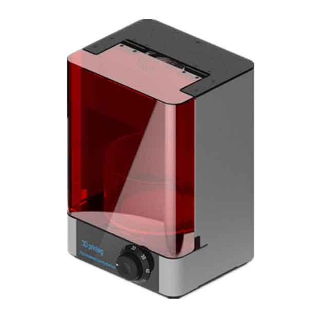 JAMG HE(ジャンホ) CB-02 UV LED硬化ボックス100W高出力(セミオートマチック・水中硬化1分-30分)