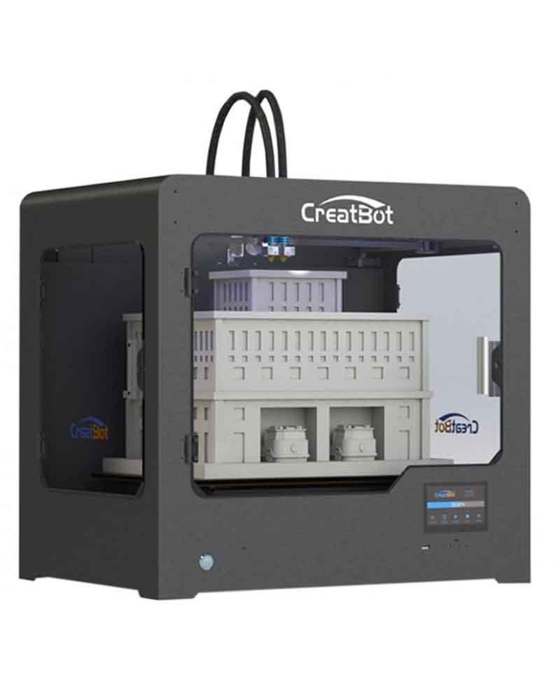 業務用品質3DプリンターCreatBot DE(3エクストルーダー)