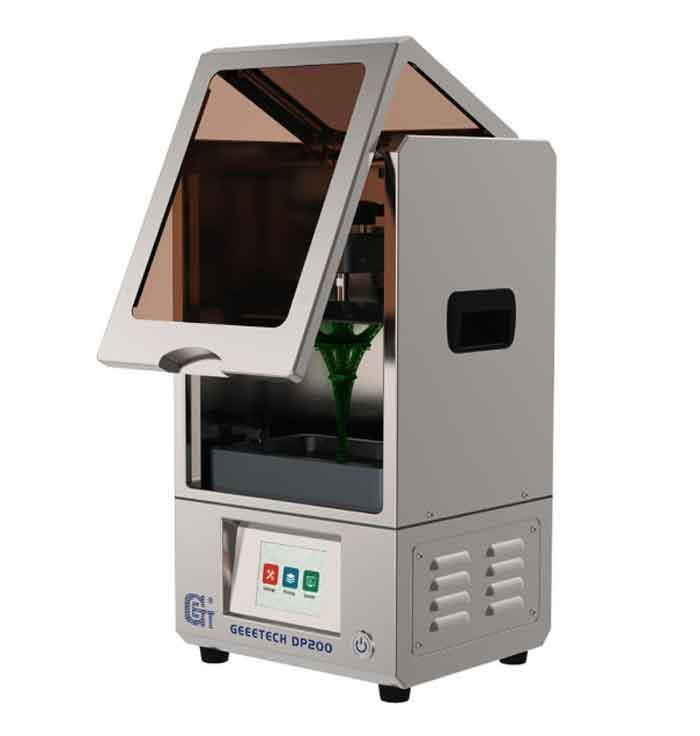 Geeetech_DP200  光造形式 LCD 3Dプリンター【正規販売代理店】