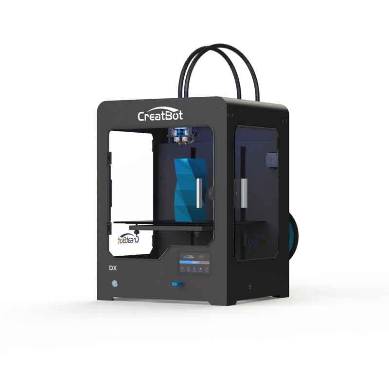 業務用品質3DプリンターCreatBot DX(3エクストルーダー)