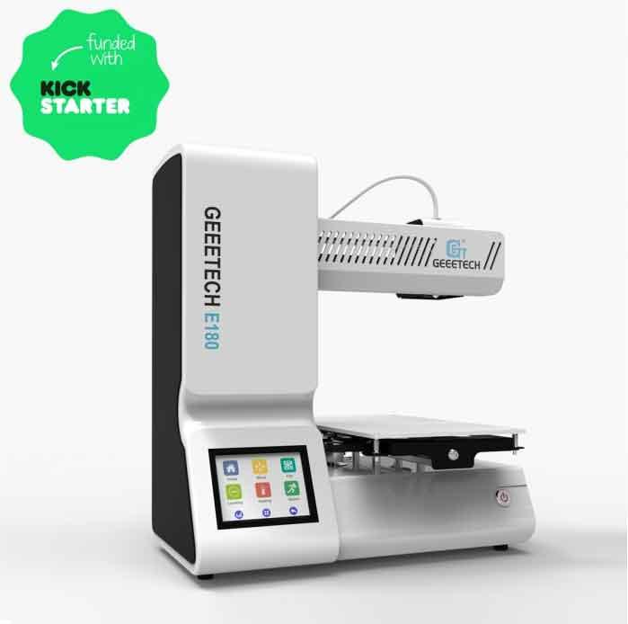 Geeetech E180 3Dプリンター