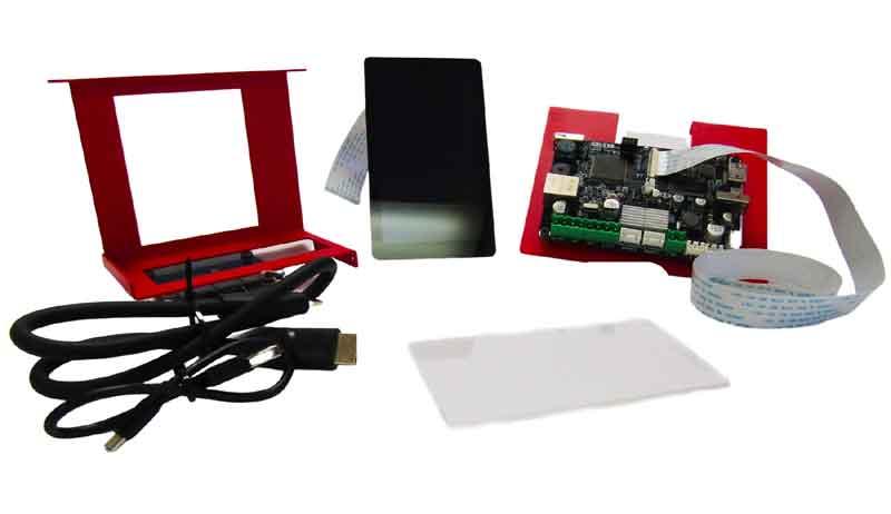 EPAX X1-4K UV LCD3Dプリンターアップグレードキット【正規販売代理店】