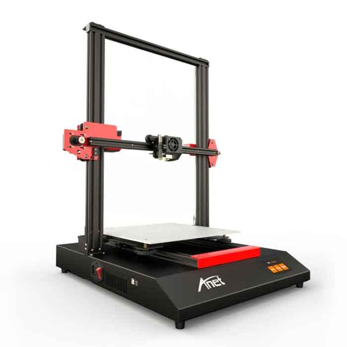 Anet ET5オールメタルフレームDIY 3Dプリンターキット300 * 300 * 400mm印刷サイズサポートフィラメント検出/印刷再開/自動レベリング
