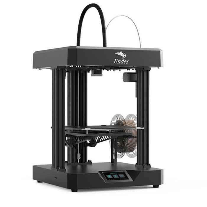 Creality 3D Ender-7 コア-XY構造3Dプリンター250x250x300mm最大印刷速度250mm/s/高速/工業用グレード精密セットアップ/リニアレール