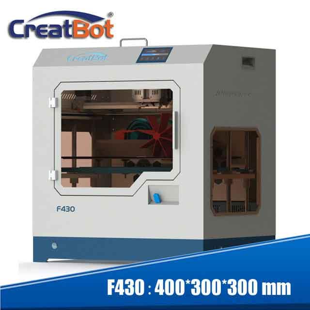 PEEK対応3DプリンターCreatBot F430PEEK(F430PEEK)