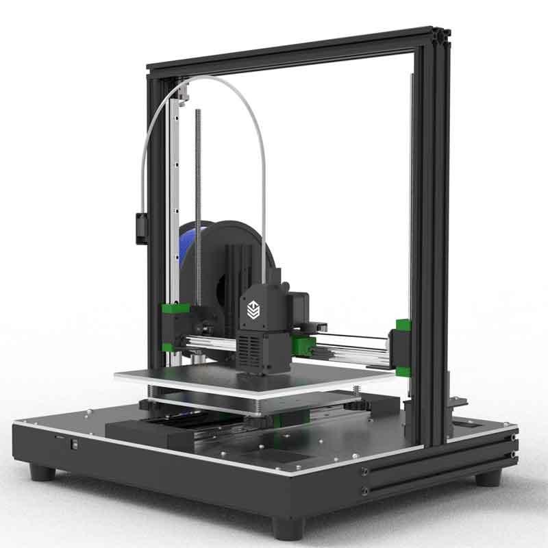 3DTALK FAM260 3Dプリンター (全金属一体型  Z軸リニアガイド カーボランダムガラスプラットフォーム) 3D DIY プリンターキット 高精度印刷 フィラメント断線検出機能 最大印刷サイズ 230 * 230 * 260mm