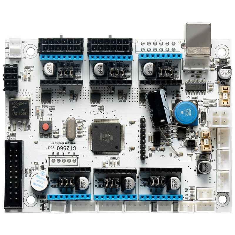 Geeetech 3Dプリンタ:GT2560 V3.1制御ボード