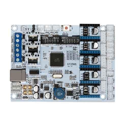 Geeetech 3Dプリンタ:GT2560RevA+制御ボード
