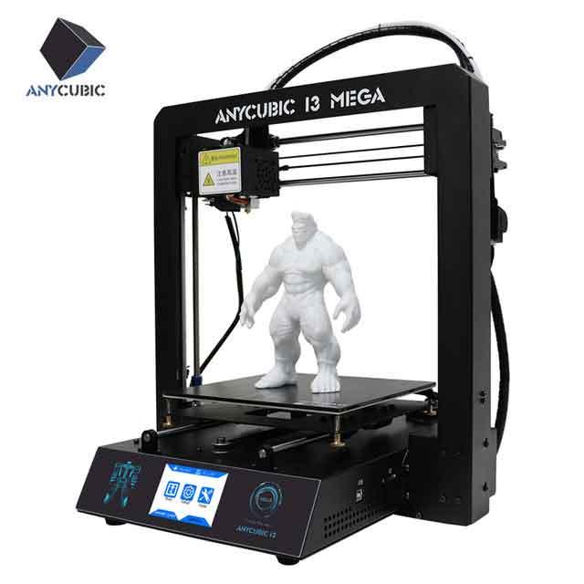 Anycubic  I3 Mega フルメタルフレーム3Dプリンター(新製品MEGA-Sに製品変更)
