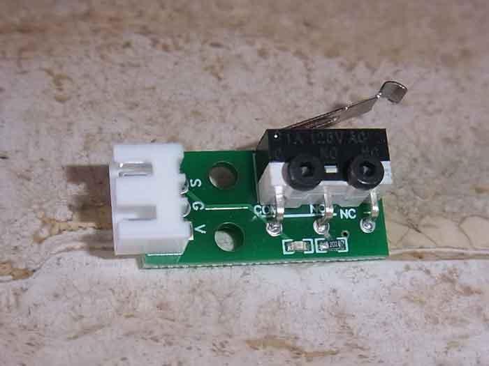 Anycubic  I3 Mega フルメタルフレーム3Dプリンター用リミットスイッチ