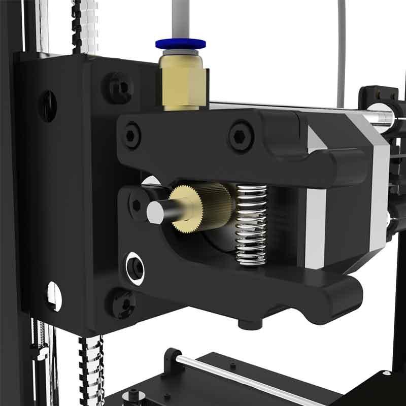 Anycubic  I3 Mega フルメタルフレーム3Dプリンター用エクストルーダーモーターセット