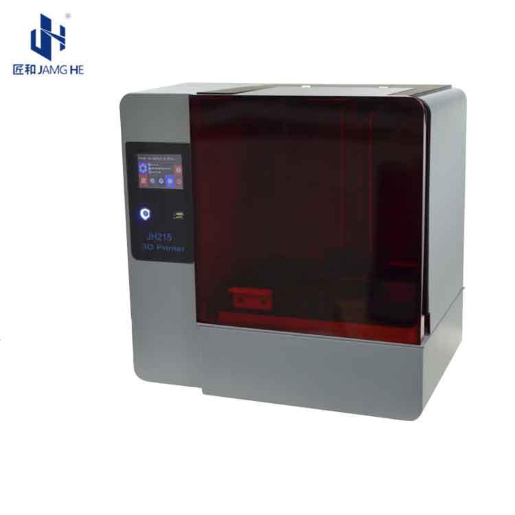 業務用品質JAMG_HE/ジャンホ 光造形式 3Dプリンター 10.1インチ 2K 高精度 LCD 3DプリンターJH215 ジュエリー制作業界、デンタル現場で使用【正規販売代理店】