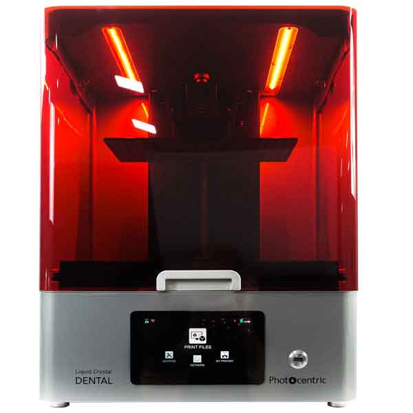 業務用グレード Photocentric/フォトセントリック  LCデンタル光造形式LCD 3Dプリンター【正規販売代理店】