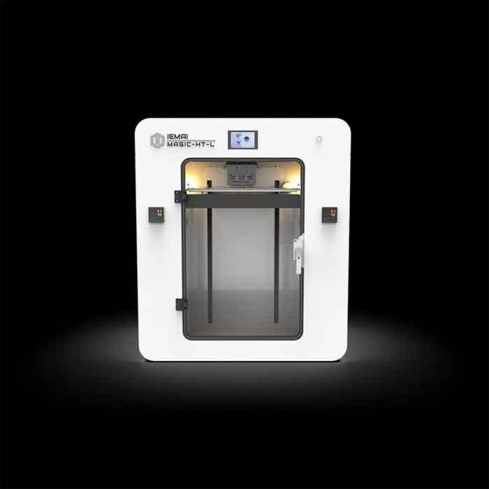 PEEK対応3DプリンターIEMAI MAGIC-HT-L(最大造形サイズ:310×310×480mm  印刷温度:450℃ ホットベッド温度:150℃  チャンバー温度:90℃)