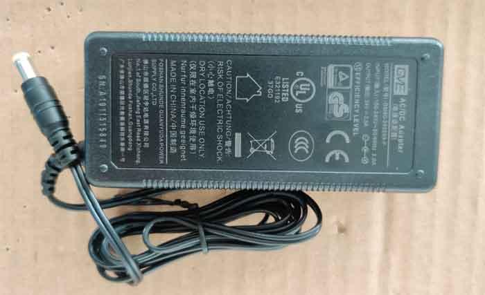Peopoly Phenom大判MSLA(LCD+LED) 3Dプリンター用交換用ACアダプター