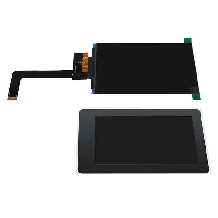 Anycubic 光造形式 3Dプリンター 2K Mono LCD 3Dプリンタ Photon-Mono用LCD(スペアパーツ)