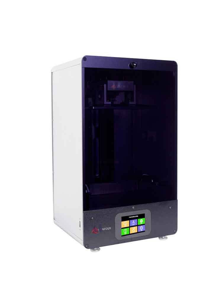 Tianfour T200  プリンタ diy キット  8.9 インチ 2K LCD192 * 120 * 280mm大規模なビルドボリューム/デュアルレールZ軸/3.5インチタッチスクリーンサポート Uディスク印刷  光造形式 3Dプリンターキット 【正規販売代理店】