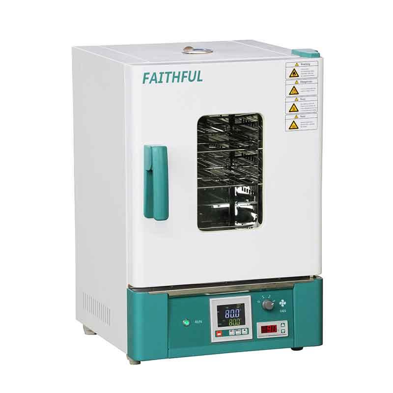 Faithful WGLL-30BE強制空気循環乾燥オーブン(富士電機製プログラム温度調節計対応)【正規販売代理店】