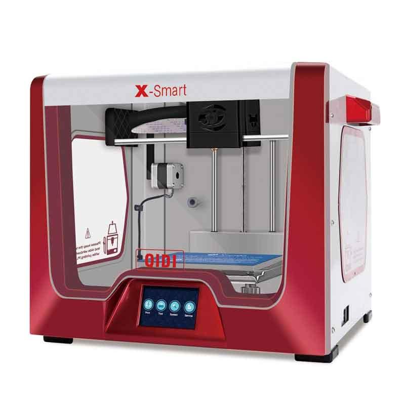 QIDI TECHNOLOGY/チーディーテクノロジー 3Dプリンター 新モデル:X-Smart,完全メタル構造,3.5インチタッチスクリーン