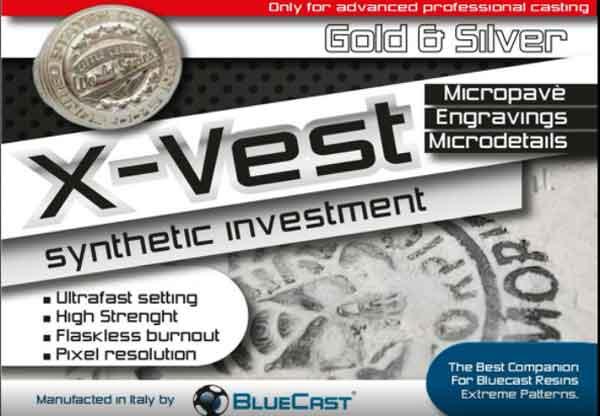 BlueCast X-ベスト 埋没材 5Kg