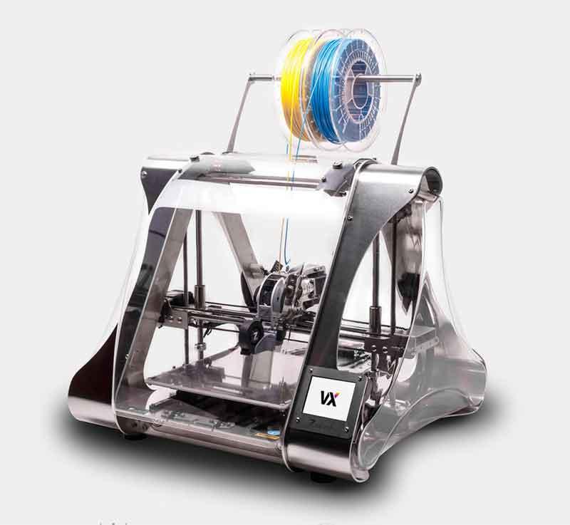 ZMorph VXマルチツール3Dプリンター