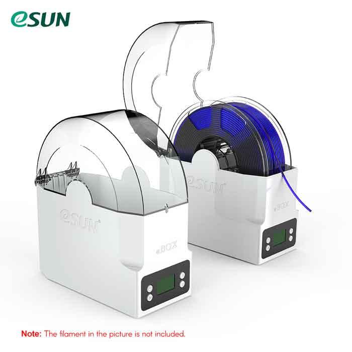 eSUN eBOX 3Dフィラメント乾燥・計量・収納ボックス【正規販売代理店】
