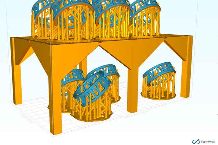 フォームウェア3D(Formware-3D)スライサーソフトウェア(商用ライセンス:ダウンロード版)