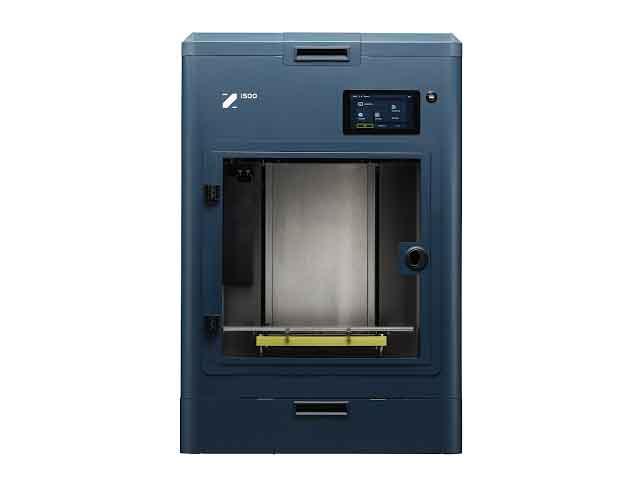 ZMorph i500 完全密閉型デュアルエクストルーダー産業用 3D プリンター