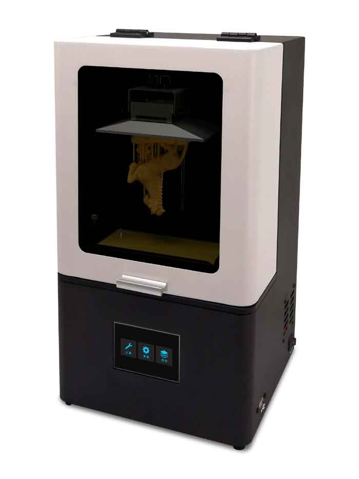 eSUN iSUN3D LCD3.0-DJ 光造形式 3Dプリンター(EPAX-X1-DJ同等品)正規販売代理店】