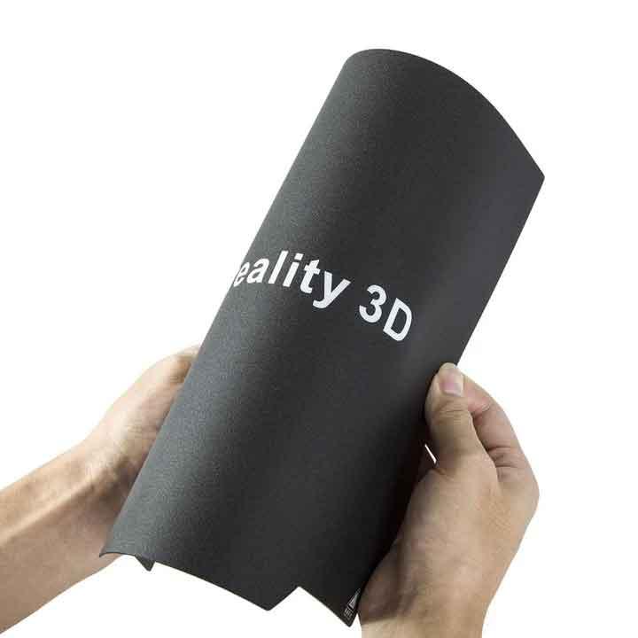 Creality 3D FDM 3Dプリンター Ender-3/Ender-5/CR20用マグネットビルディングプレート(スペアパーツ)