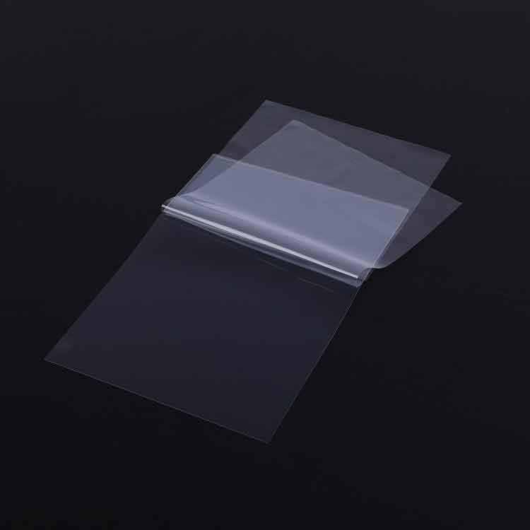SolidYARDオリジナル光造形式 3Dプリンター用nFEPフィルム100ミクロン(210x300mm)