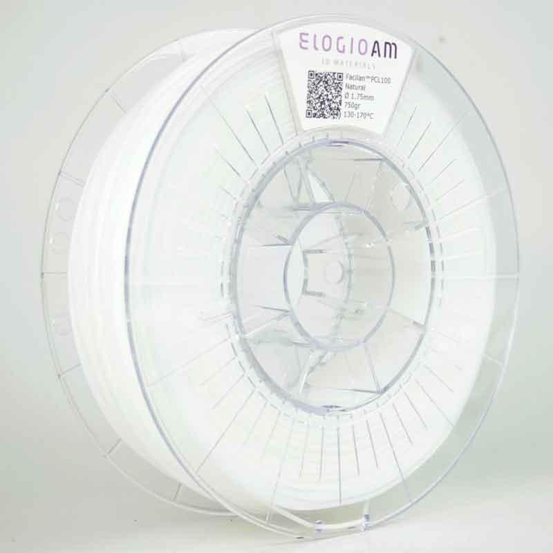 FACILAN™オルソフィラメント750グラム 色:白(White) ELOGIO AM社