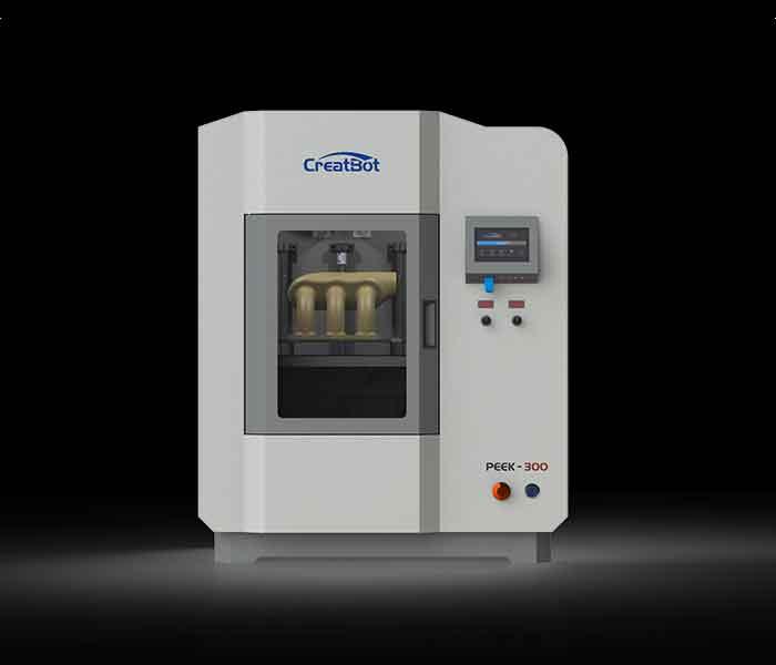 PEEK対応3DプリンターCreatBot PEEK-300(PEEK-300)
