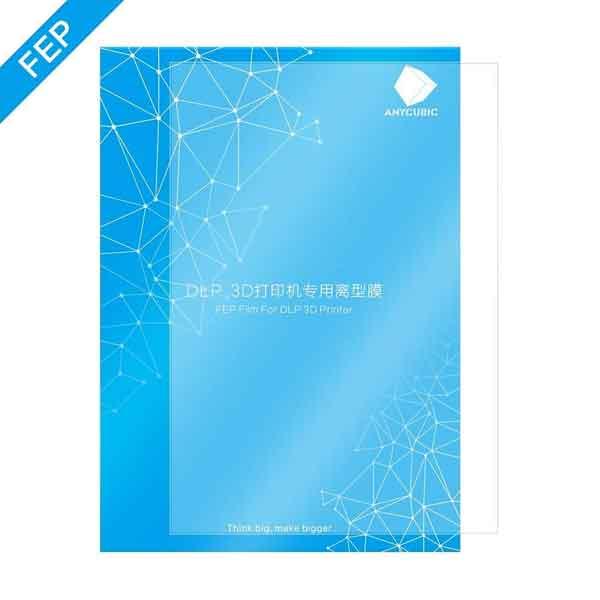 Anycubic  SLA/LCD光造形式 Photpn 3Dプリンター用FEPフィルム(Anycubicr純正)