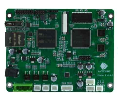 Anycubic 光造形式 3Dプリンター 2K 高精度 LCD 3Dプリンタ PhotonS用メインボード(スペアパーツ)