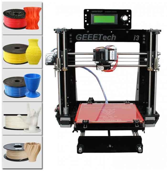 Geeetech I3 pro B 3D アクリルプリンター組み立てキット