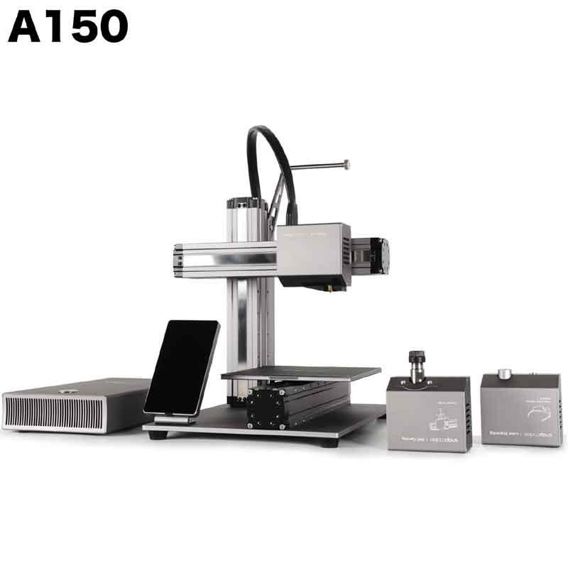 Snapmaker2.0 A150 スナップメーカー2.0 3in1 3Dプリンター レーザーカット CNC 最新モデル 【正規代理店】