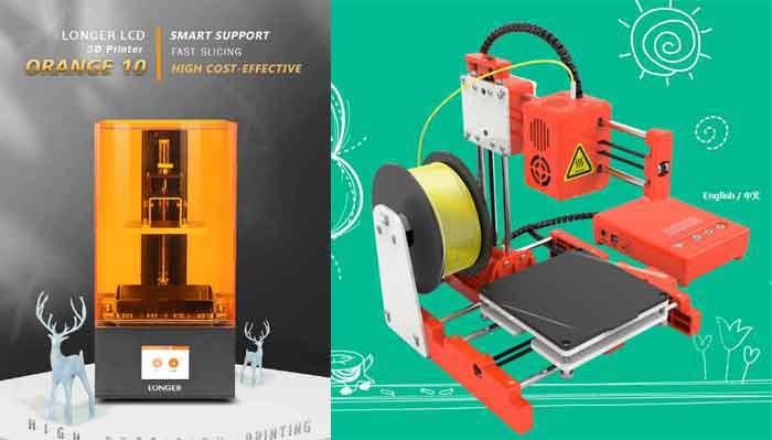 初心者向け両方セット!FDM+LCD光造形式 3Dプリンター特別セット【正規販売代理店】