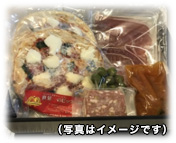 世界一のマルゲリータ+前菜セット