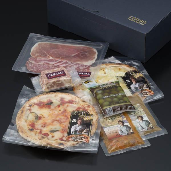 イタリアンお惣菜・ピッツァセット