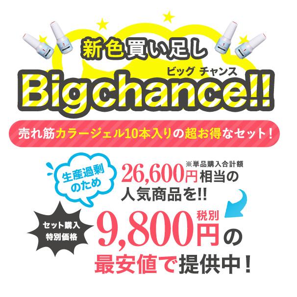 売れ筋カラージェル10本+ベース&トップジェル+最新ドーム型ライトセット[SG3430]