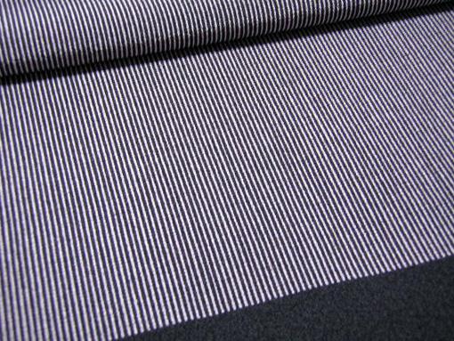 黒色、万筋文様の江戸小紋  【4011】