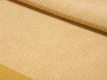 黄朽葉色、通し文様の江戸小紋 【2307】