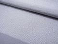 銀灰色、極行儀文様の江戸小紋 【901】