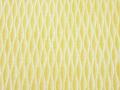 檸檬色 ぼかし立涌文様 江戸小紋