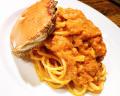 【たっぷり手間をかけて仕込んだ】 北海道産 ヒラツメガニのスパゲティ